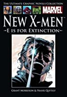The Ultimate Graphic Novels Collection: New X-Men: E is for Extinction #23