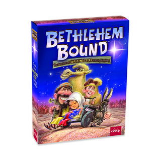 Bethlehem Bound: The Fun, Instant Christmas Play Starring Families!  by  Group