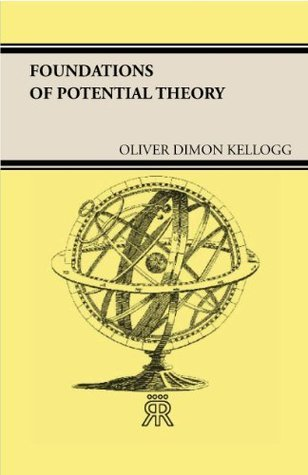 Foundations Of Potential Theory Oliver Dimon Kellog