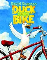 Duck on a Bike (Hardcover)