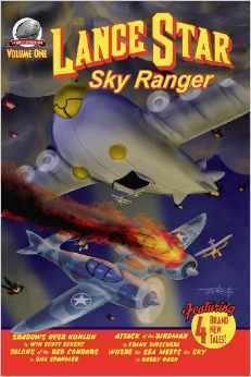 Lance Star-Sky Ranger Volume 1  by  Bobby Nash
