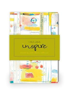 Painted Pages Blank Journal Set 1  by  Sarah Ahearn Bellemare