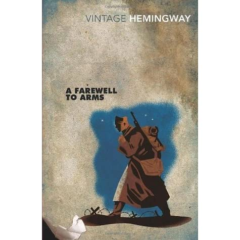 the criticism of hemingways style in a farewell to arms Ernest hemingway a farewell to arms criticism or review) no part of this book may be reproduced style & structure 12.