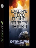 The end for which god made the world