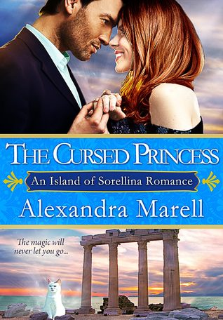 The Cursed Princess  by  Alexandra Marell