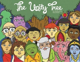 The Unity Tree: A Whimsical Muse on Cosmic Consciousness  by  Jennifer Sodini