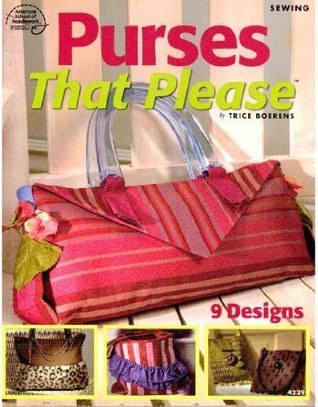 Purses That Please Trice Boerens