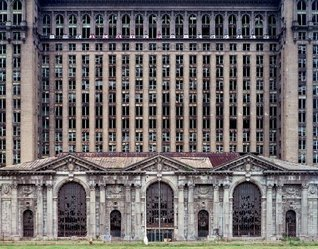The Ruins Of Detroit  by  Yves Marchand