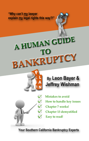 A Human Guide to Bankruptcy  by  Leon Bayer