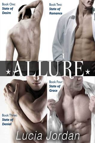 Allure (Contemporary Romance) - Complete Collection  by  Lucia Jordan