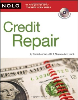 Credit Repair  by  Robin Leonard J.D.