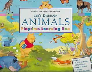 Lets Discover Animals: Playtime Learning Box  by  Walt Disney Company