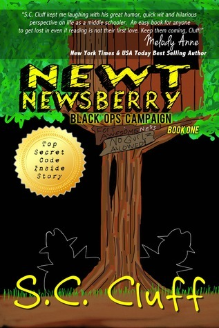 Newt Newsberry Black Ops Campaign SC Cluff
