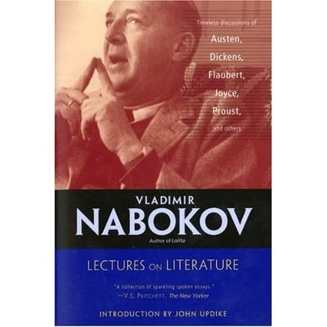an analysis of the literature by vladimir nabokov Buy lectures on literature (harvest book) by fredson bowers, vladimir vladimirovich nabokov  nabokov do great literary critical analysis.