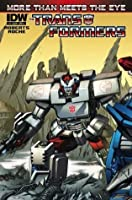 The Transformers: More Than Meets the Eye #1