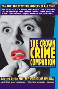 The Crown Crime Companion: The Top 100 Mystery Novels of All Time Michaela Thompson