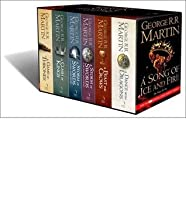 A Game of Thrones: The First 5 Books (A Song of Ice and Fire, #1-5)