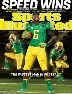 Sports Illustrated September 24, 2012  by  Sports Illustrated