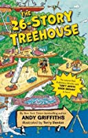 The 26-Story Treehouse (13 Story Treehouse)
