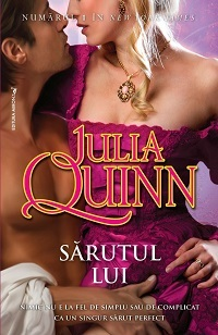 Sarutul lui (Bridgertons #7)  by  Julia Quinn