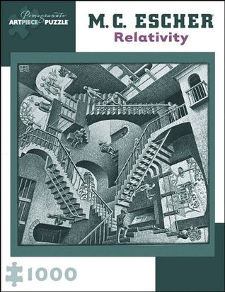 M. C. Escher: Relativity  by  Pomegranate Communications