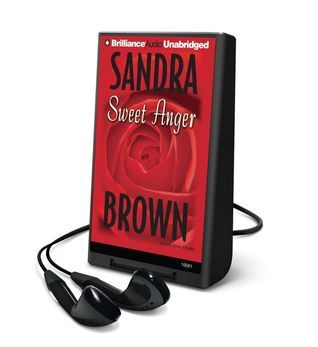 Sweet Anger [With Earbuds]  by  Sandra Brown