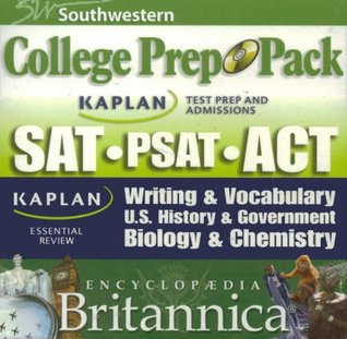 College Prep Pack: SAT, PSAT, ACT: Writing & Vocabulary, U.S. History & Government, and Biology & Chemistry with Encyclopædia Britannica  by  The Southwestern Company