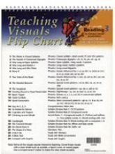 Teaching Visuals Flip Chart for use with Reading 3 for Christian Schools Bob Jones