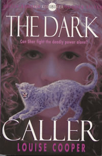 The Dark Caller (Daughter of Storms, #2) Louise Cooper