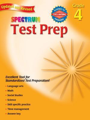 Test Prep, Grade 4  by  Dale Foreman