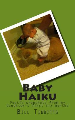 Baby Haiku: Poetic Snapshots from My Daughters First Six Months  by  Bill Tibbitts