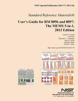 Users Guide for Rm 8096 and 8097: The Mems 5-In-1, 2013 Edition  by  U.S. Department of Commerce