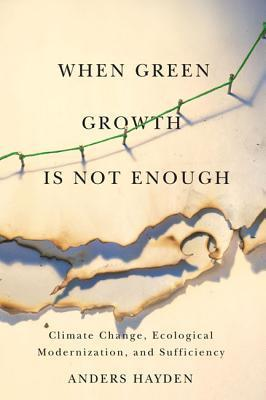 When Green Growth Is Not Enough: Climate Change, Ecological Modernization, and Sufficiency Anders Hayden
