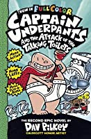Captain Underpants and the Attack of the Talking Toilets (Color Edition)
