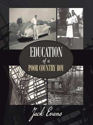Education of a Poor Country Boy Jack  Evans