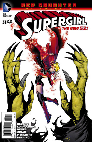 Supergirl #31 (The New 52)  by  Tony Bedard