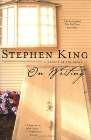 On Writing - A Memoir Of The Craft  by  Stephen King