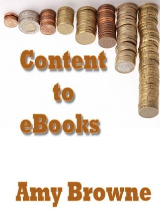 Content to eBooks  by  Amy Browne