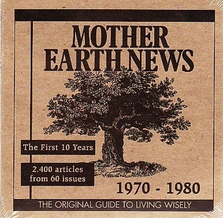 Mother Earth News Archive CD Vol. 1 (Issues # 1-60) Mother Earth News