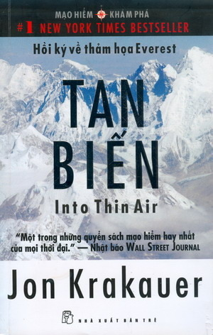 Tan biến  by  Jon Krakauer