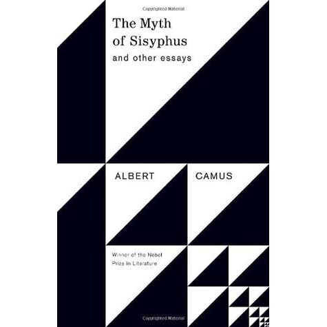 Book of essays by albert camus