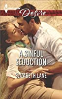 A Sinful Seduction (Harlequin Desire)