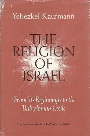 The Biblical Account of the Conquest of Canaan  by  Yehezkel Kaufmann