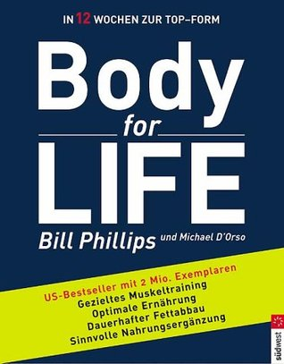 Body for Life  by  Phillips Bill