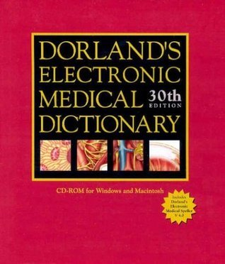 Dorlands Electronic Medical Dictionary CD-ROM Dorland
