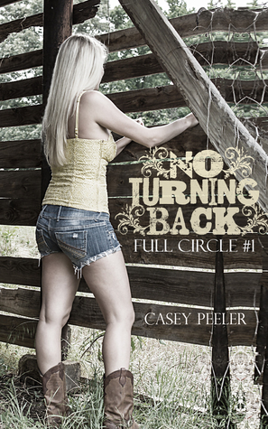 No Turning Back (Full Circle, #1)  by  Casey Peeler