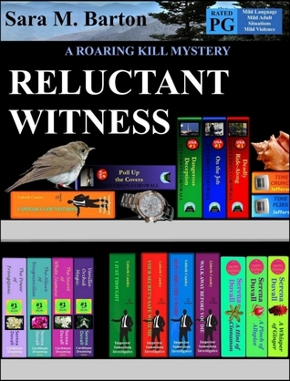 Reluctant Witness  by  Sara M. Barton