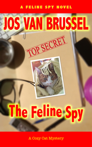 The Feline Spy  by  Jos Van Brussel