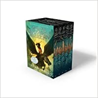 Percy Jackson and the Olympians Boxed Set (new covers w/poster)