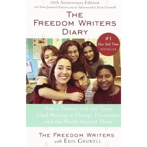 freedom writers diary belonging speech Tips on making a good speech obama and martin  the absolutely true  diary of a part-time indian the bean trees  freedom writers.